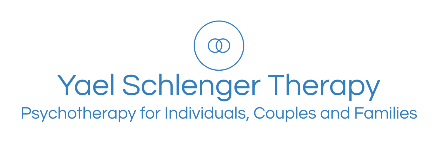 Yael Schlenger Therapy