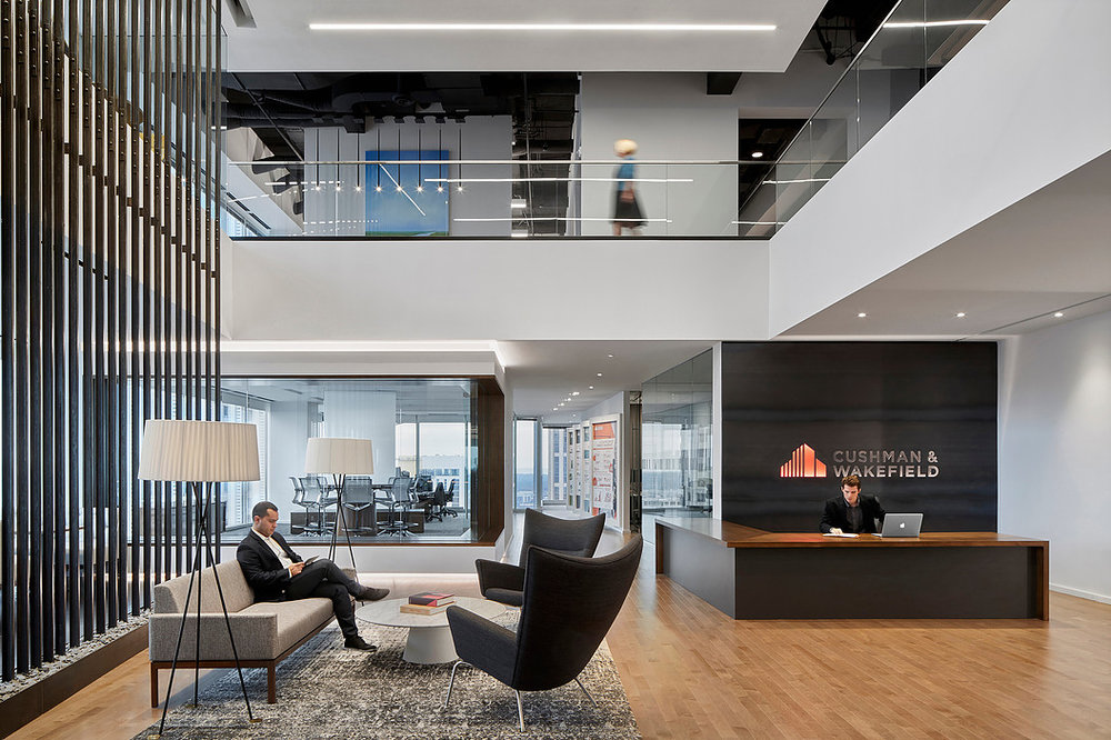 THE ULTIMATE - BEST OF THE BEST - GENSLER | CUSHMAN & WAKEFIELD