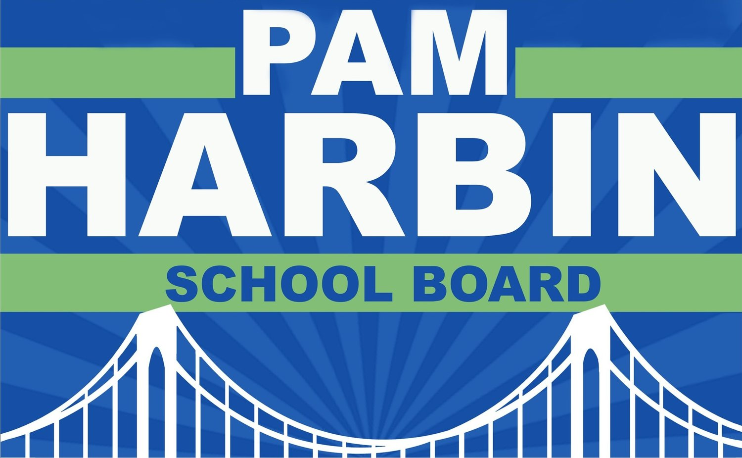 Pam Harbin for School Board District 4
