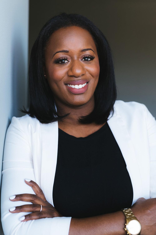 Jasmine, Partner & Coordinator