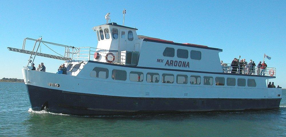 """Steel passenger vessel """"Aroona 2"""""""