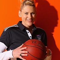 2015 - Lauren Jackson AOProfessional Basketball Player