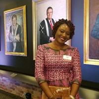 2016 - Neima CandyNational Ebola Coordinator, Liberian National Red CrossUniversity of Newcastle