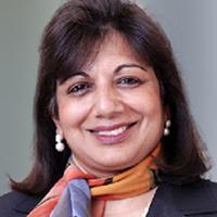 2013 - Kiran Mazumdar-ShawChairperson & Managing Director, BioconFederation University