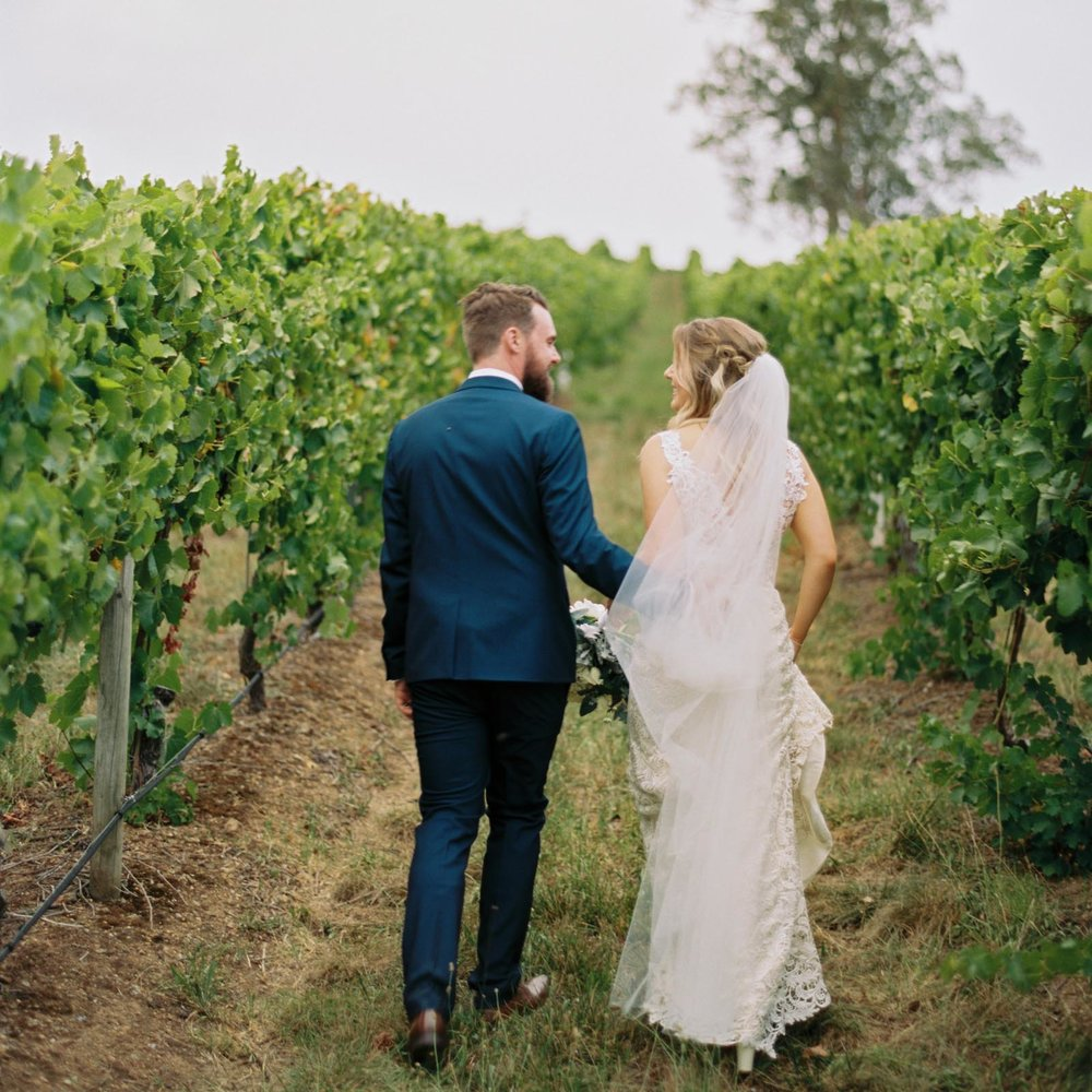 Golding Winery Wedding -