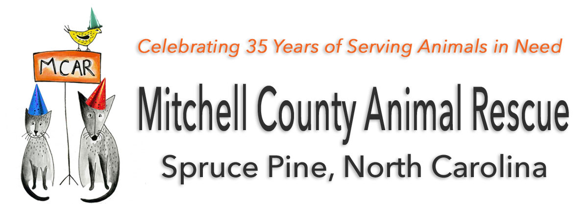 Mitchell County Animal Rescue