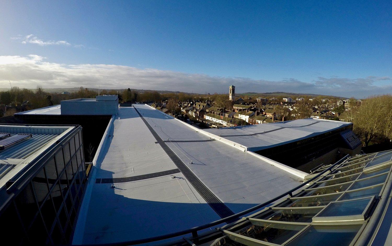 Work — Midland Single Ply Roofing ltd