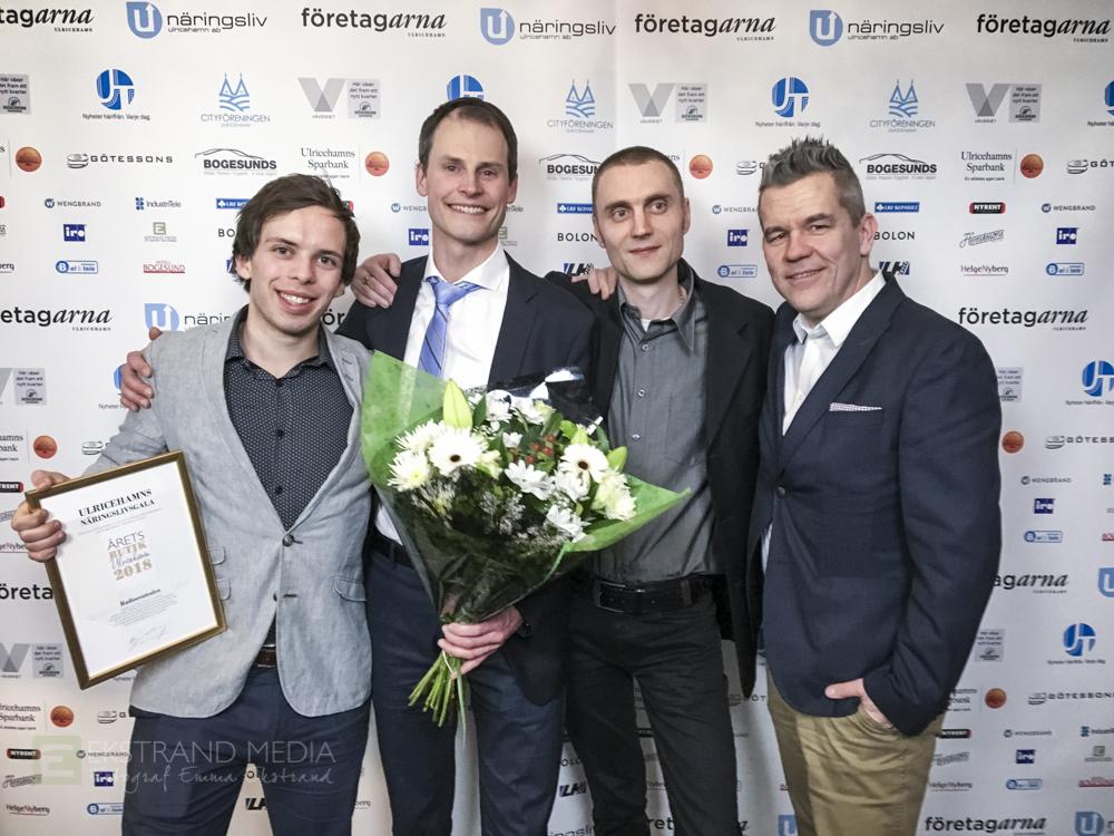 årets butik 2018 - Radiocentralen