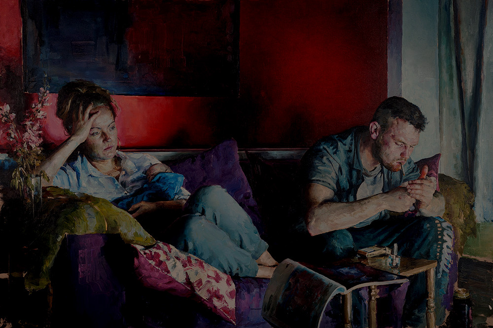 62 Malus Avenue  Oil on canvas | 80 x 120cm
