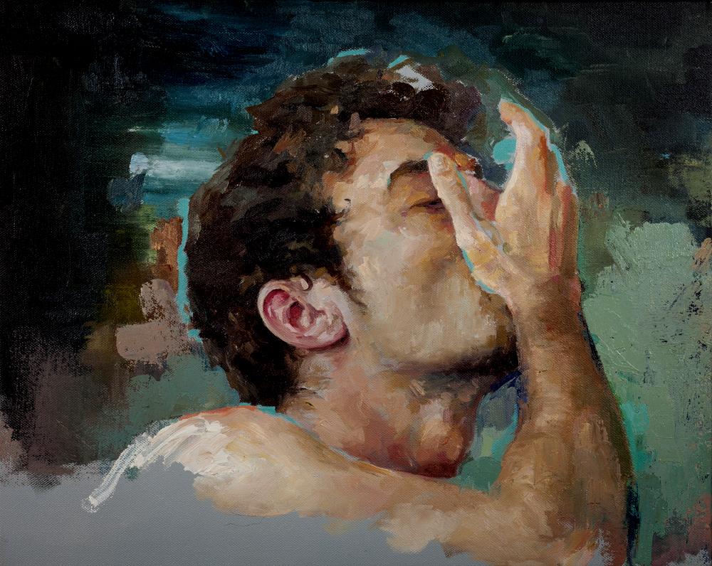 Saccharin Oil on canvas | 40 x 50cm