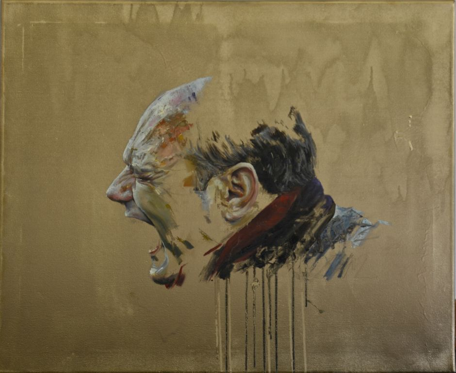 Untitled Oil on canvas | 61 x 76cm