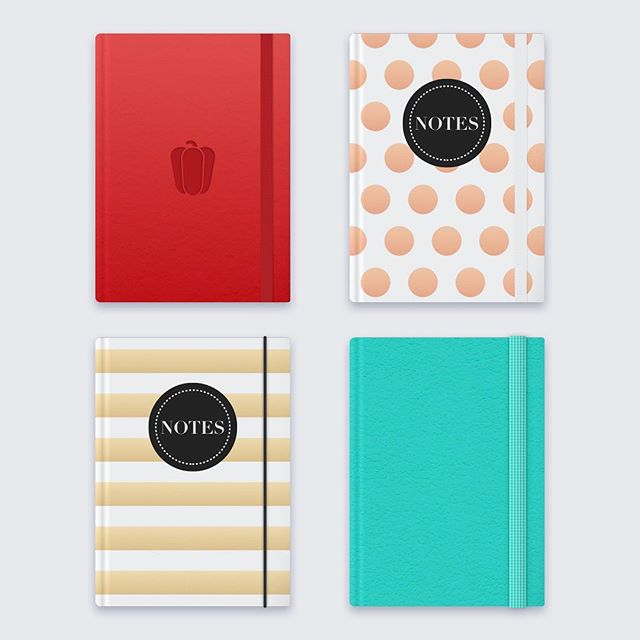 Some of the covers available in @capsicumapp. Which is your favorite? — #Bujo #Capsicum #CapsicumApp #DailyPlanner #Journal #Notebook #NotebookCover #Notebooks #Planner #Planners #PlannerAddict #PlannerCover