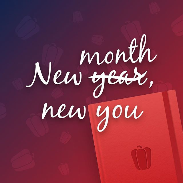 New month, new you. Now that January has come to a close, you may start thinking about the goals you set in January. Were you able to keep yours? Whether you did or not, February is a fresh month and a fresh start. Capsicum can help you to track your habits or create new ones. Find us on the App Store, available for both iPhone and iPad. — #Capsicum #CapsicumApp #Bujo #DigitalPlanner #Goals #Habits #HabitTracker #Journal #NewYearNewYou #NewMonth #Plans #Planner #PlannerAddict #2019Goals