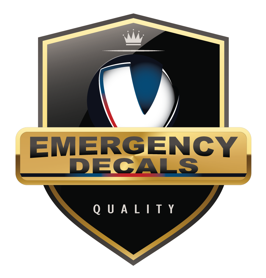 Emergency Decals – Your #1 Vehicle Graphic Provider