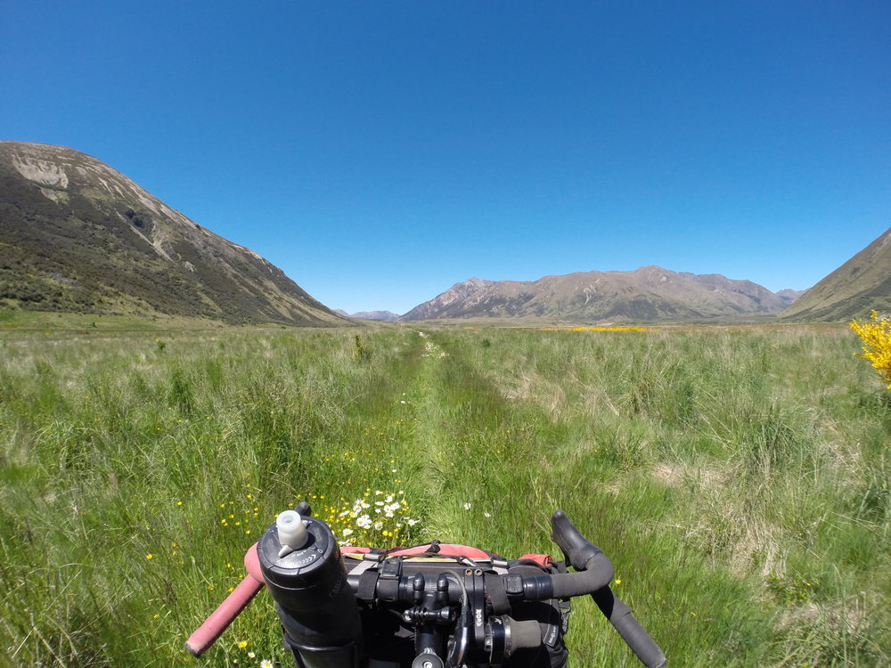 Bikepacking New Zealand