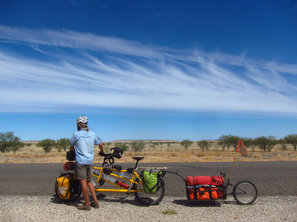 Cycle Touring Australia