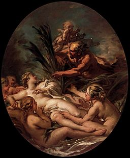 Pan and Syrinx, François Boucher (ca. 1762)