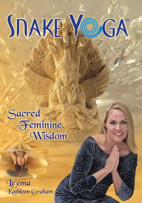 Snake Yoga: Sacred Feminine Wisdom