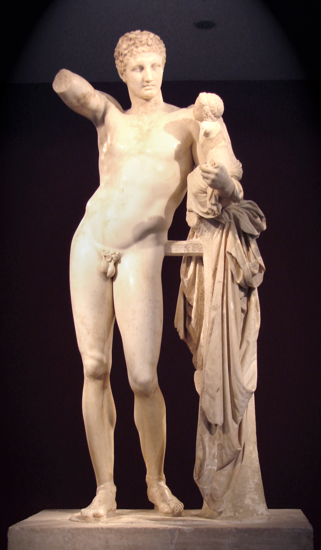Hermes and the Infant Dionysos