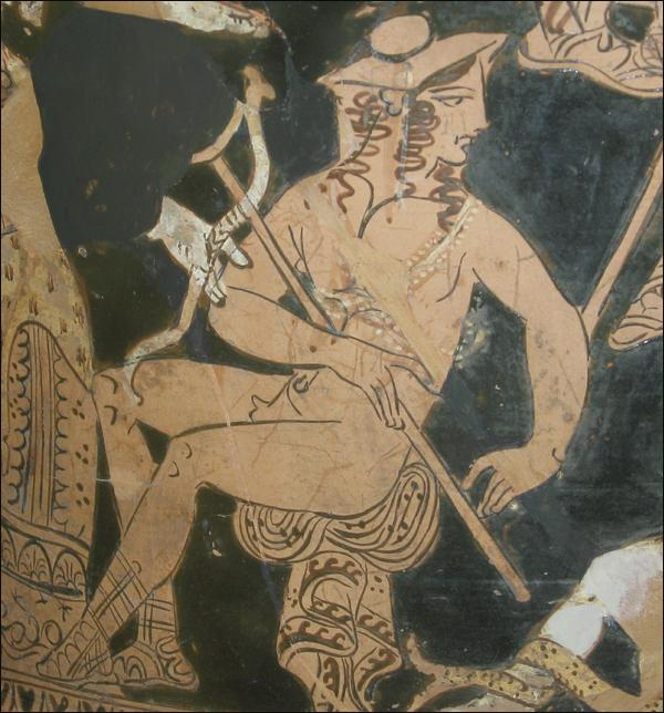 Young Hermes