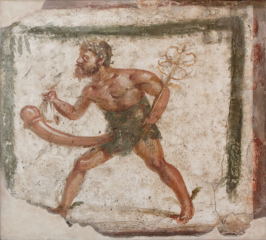 Priapus- between circa 50 and 79 AD.