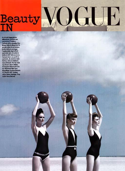 Vogue Beauty 2009