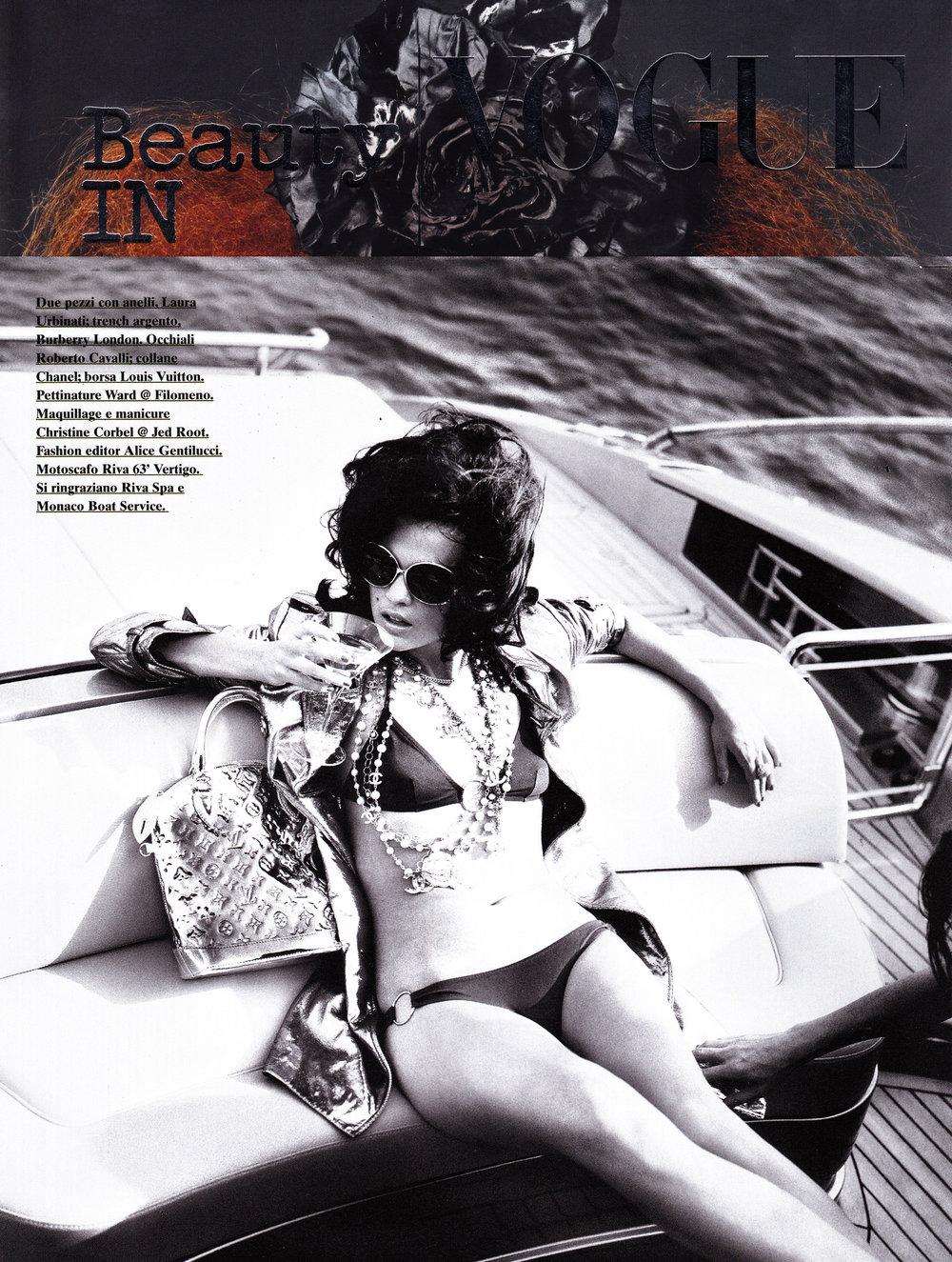 Vogue Beauty 2008