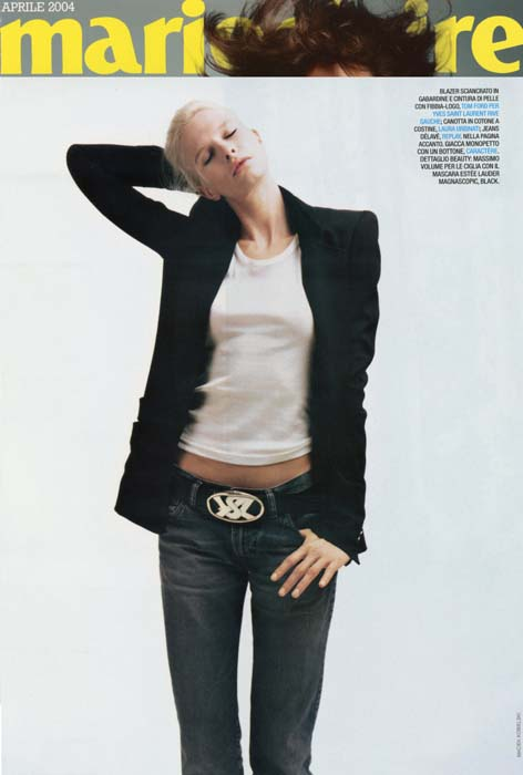 Marie Claire 2004