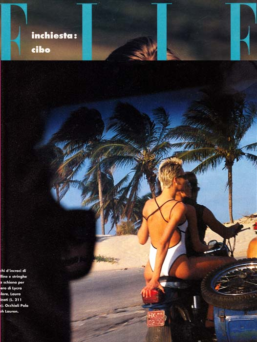 ELLE 1996