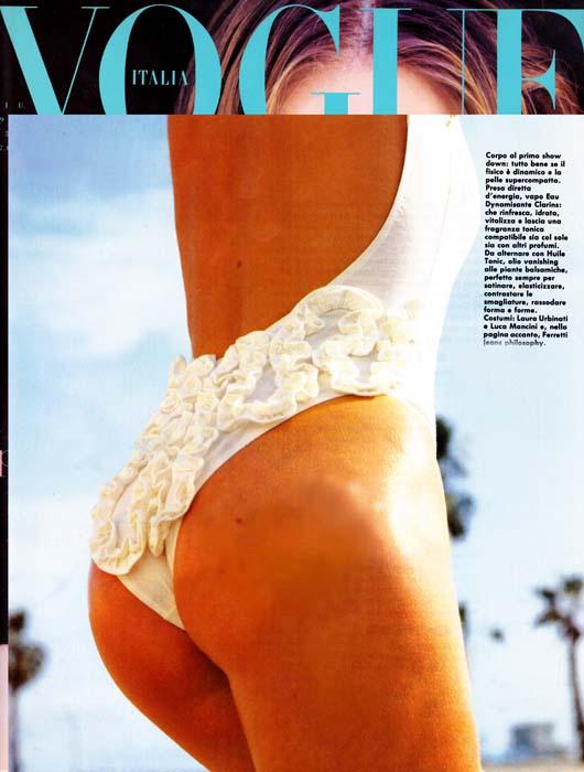 Vogue Italia 1992