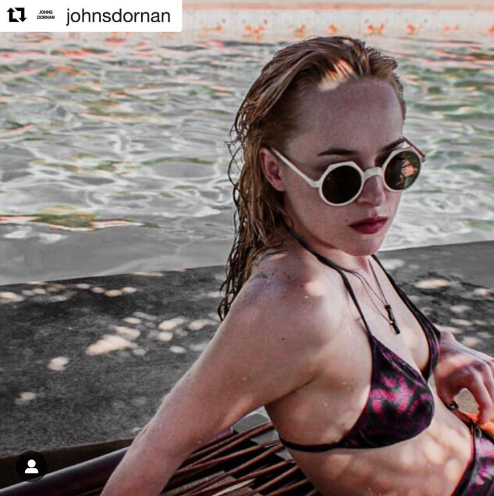 Dakota Jhonson - A bigger splash 2017