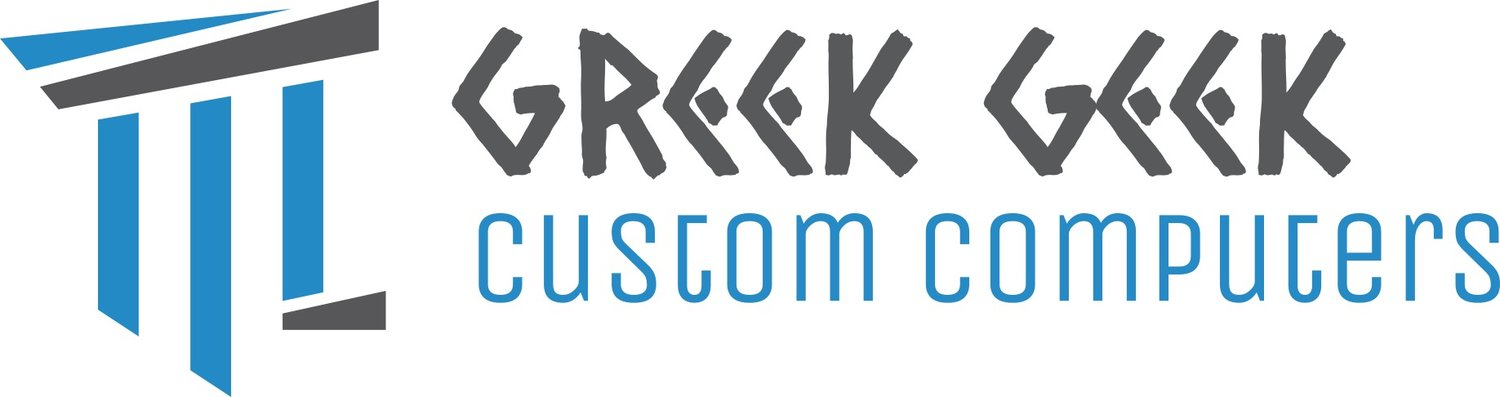 Greek Geek Custom Computers - Quality Gaming and Office Computers
