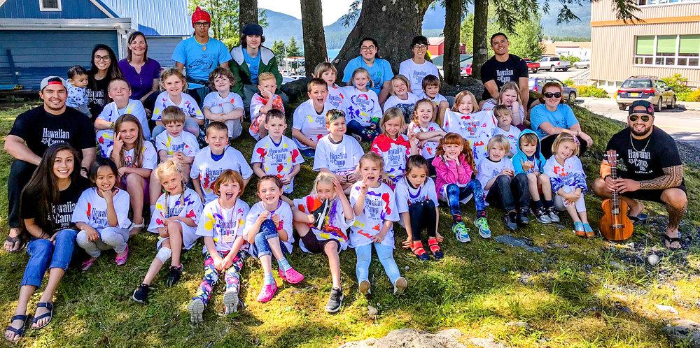 Hawaiian Camp - (ages 6-8)