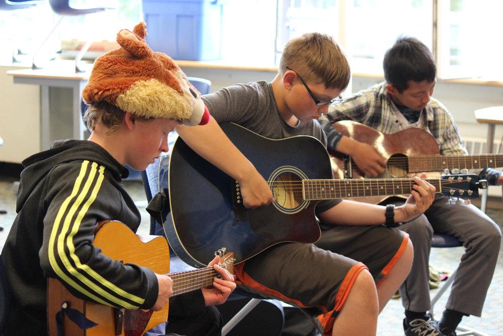 Bluegrass Camp - (ages 9-18)