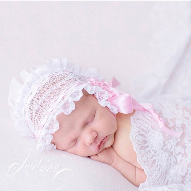 Introducing Miss Saxton!! This sweet thing was an absolute angel at my studio - her mom, grandmother, and I had so much fun marveling at every single detail of this precious baby. Thank you for choosing me to capture these memories McCall and Ramsay Taylor!! Xoxo  Ready to book? Want more info on my sessions? Click here and drop me a line: https://www.swetmanphotography.com/contact-1  https://www.swetmanphotography.com/blog-1/2019/3/4/saxton-moss-point-mississippi-newborn-photographer  #swetmanphotography #oceanspringsmississippinewbornphotographer #newbornphotography #lacebonnetnewborn #heirloomnewbornphotography #babygirlnewbornphotographs #professionalnewbornphotographer #mississippinewbornphotographer
