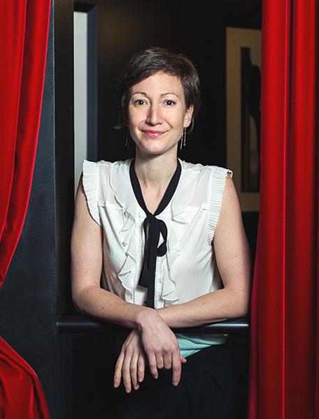 Hélène Parisot, founder of A Sprinkle of Deco & Art