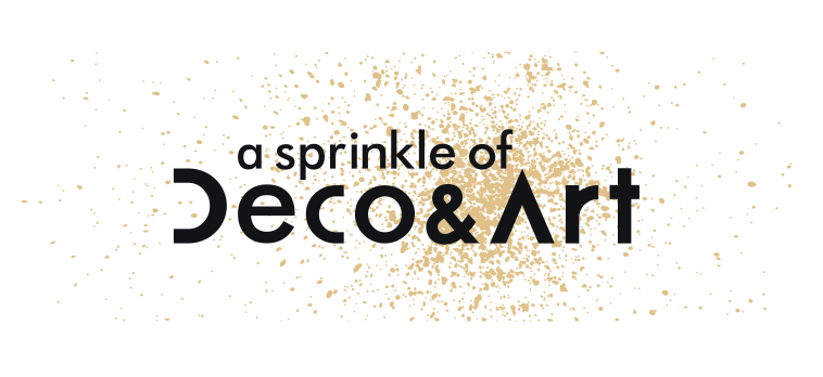 A Sprinkle of Deco & Art
