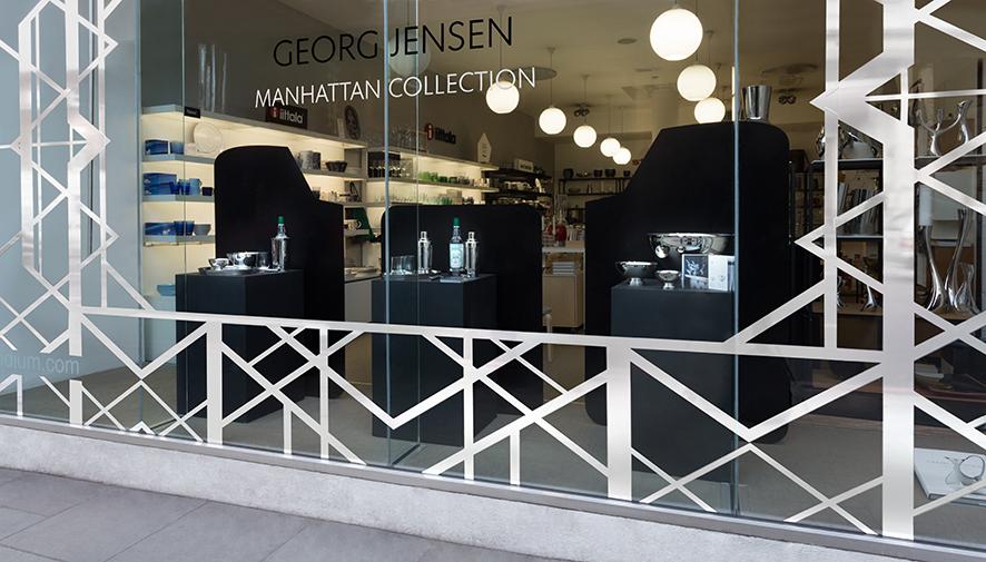 Manhattan collection . Skandium . Brompton Road, London