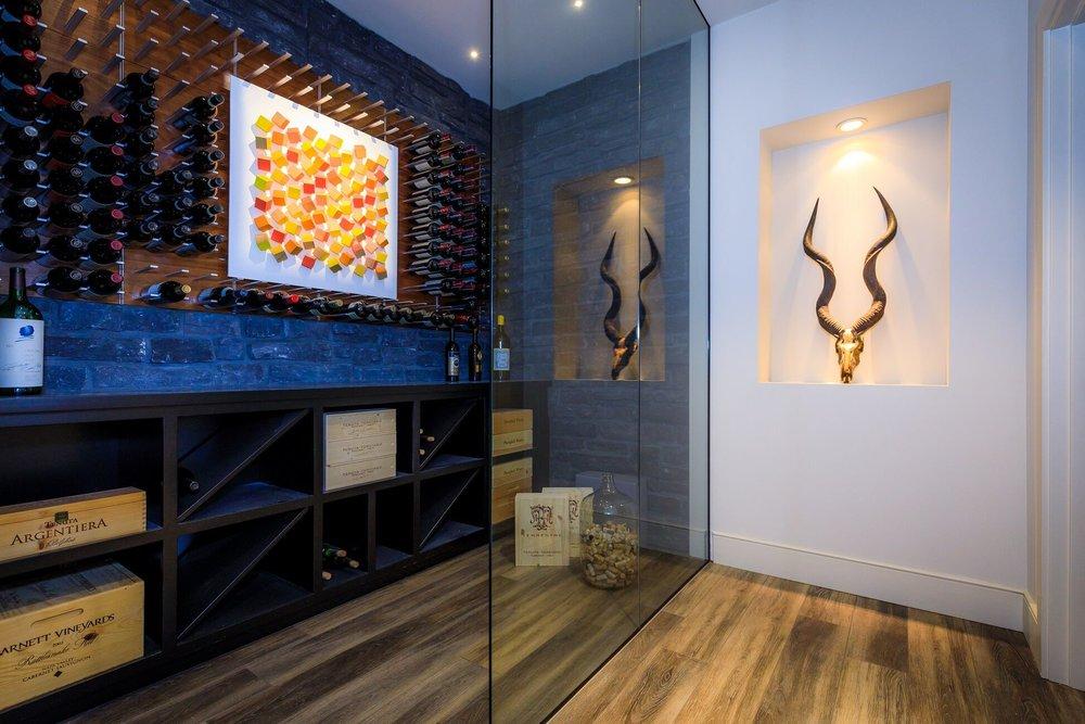 Wine Cellar - After