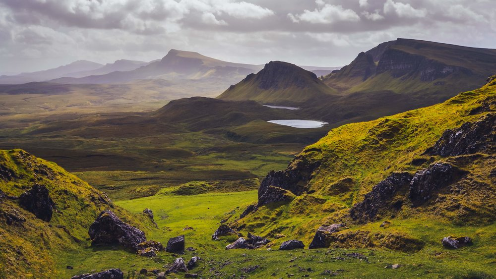 5. New Oban Mountains