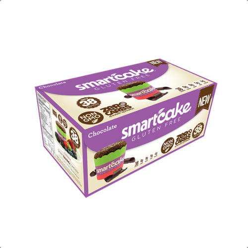 Chocolate SmartCake - Shipper Box