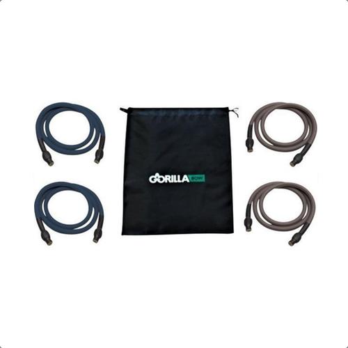 Extra Heavy Band Kit - 220lbs