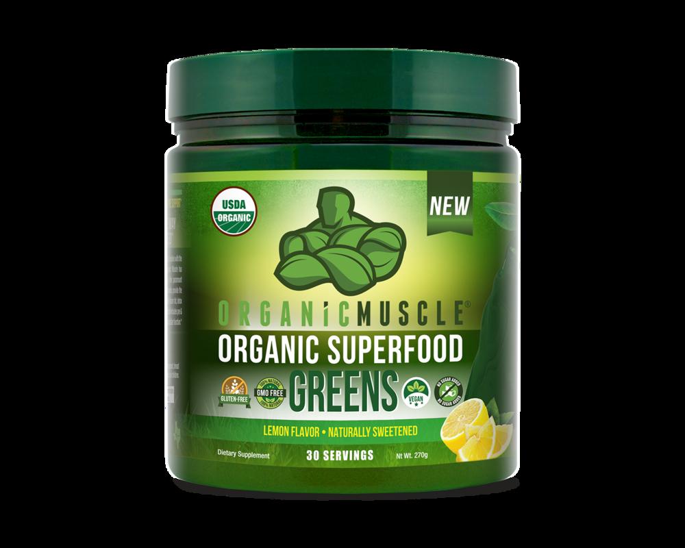 Organic Superfood Greens