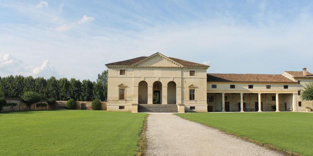 Villa Saraceno, ITALY