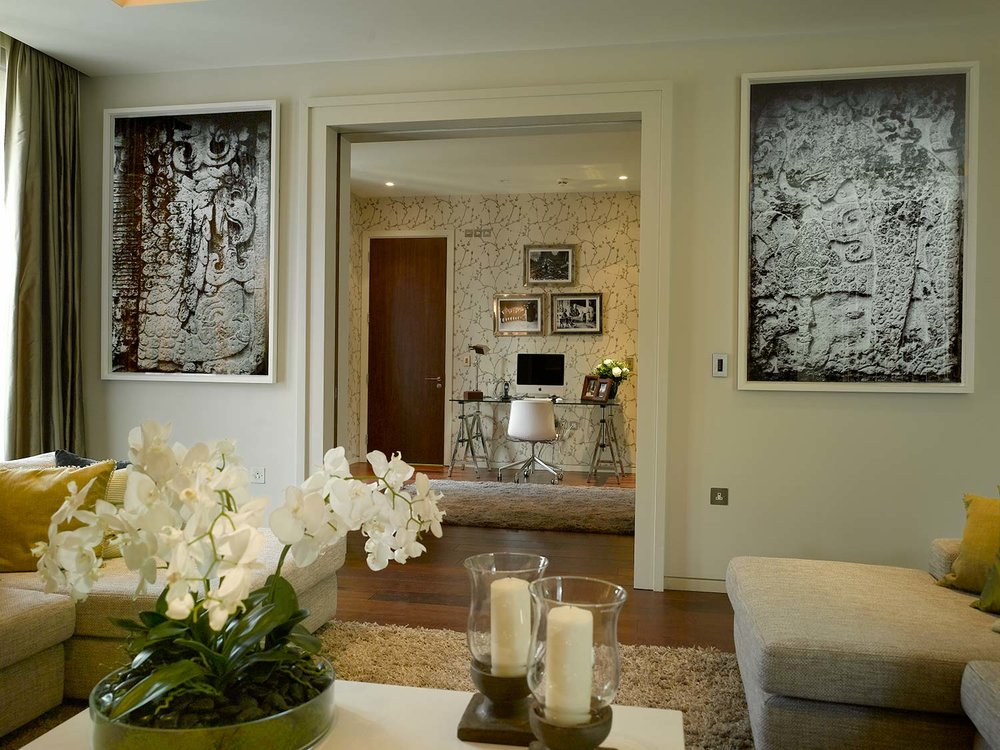 HAMPSTEAD   HEATH APARTMENT   CONTACT