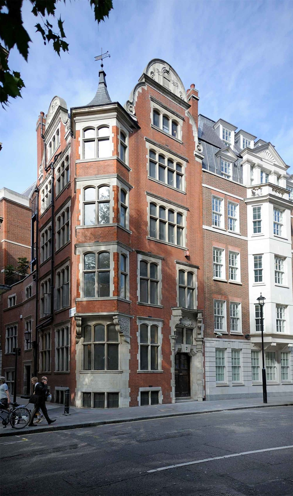 WESTMINSTER   LISTED BUILDING   CONTACT