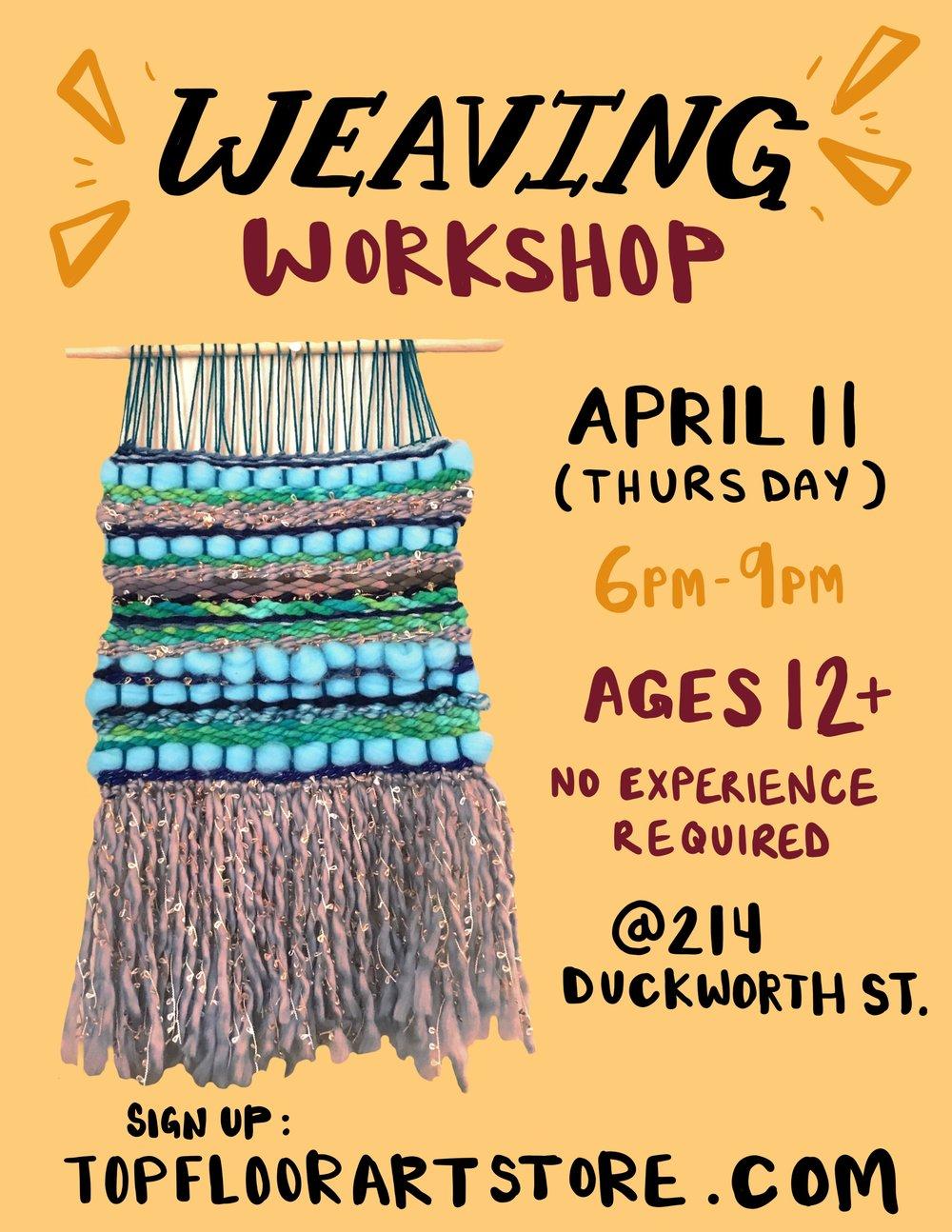Weaving Workshop April 11.jpg