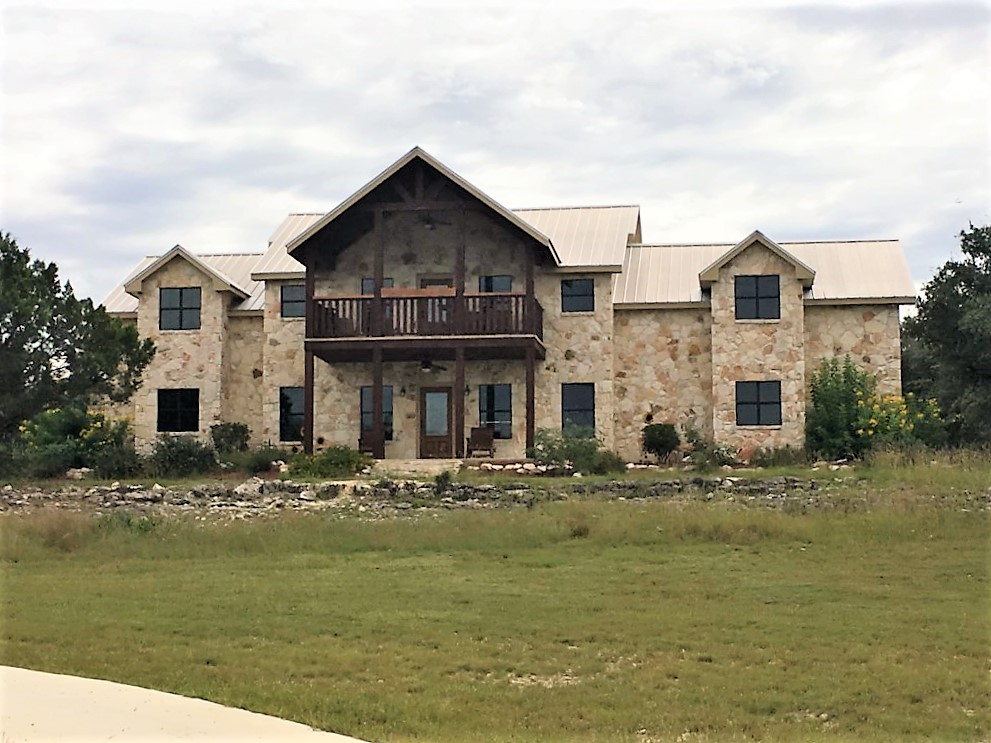 An exquisite rental home in the Texas Hill Country.