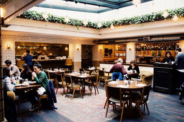 Fancy dinner at Lottis Amsterdam - Herengracht 255, 1016 BJ