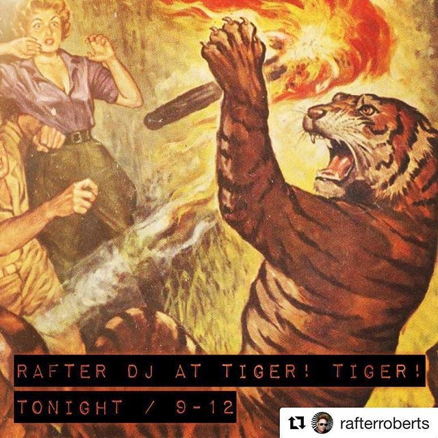 TONIGHT! Terrestrial Extras listening session with DJ @rafterroberts at @tigertigertavern 9pm-12 •  #Repost @rafterroberts ・・・ Playing bits of my new album, it's influences, and some sneak peeks into my next record too! . . . @tigertigertavern tonight, come say hi, drink a nice 🍺 and eat a 🥪 or 🥗! . #terrestrialextras #rafterroberts #albumrelease #sandiego #craftbeer #dj #obscurities #posteverything #funk #soul #wave #etcadinfinitum